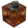 BR005 Briquet brun