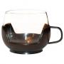 C056 Tasses brunes