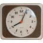 EL019 Horloge brune