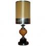 L052 Lampe 50's brune